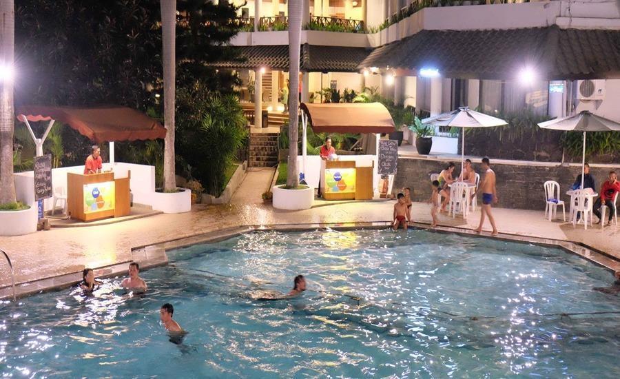 Tirtagangga Hotel Garut - Kolam Renang
