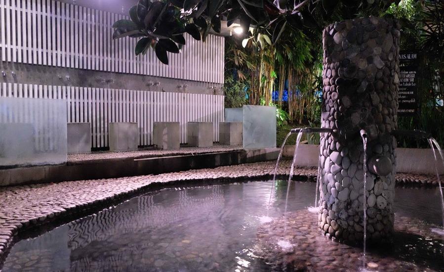 Tirtagangga Hotel Garut - Eksterior