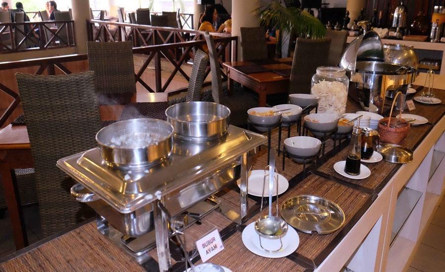 Tirtagangga Hotel Garut - Restoran