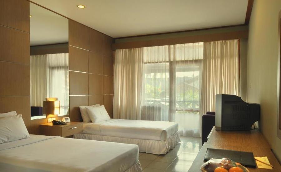 Tirtagangga Hotel Garut - Kamar tamu