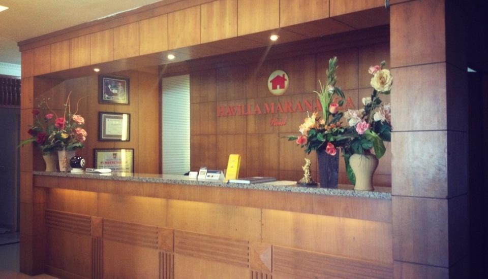 Havilla Maranatha Hotel Padang - Lobi
