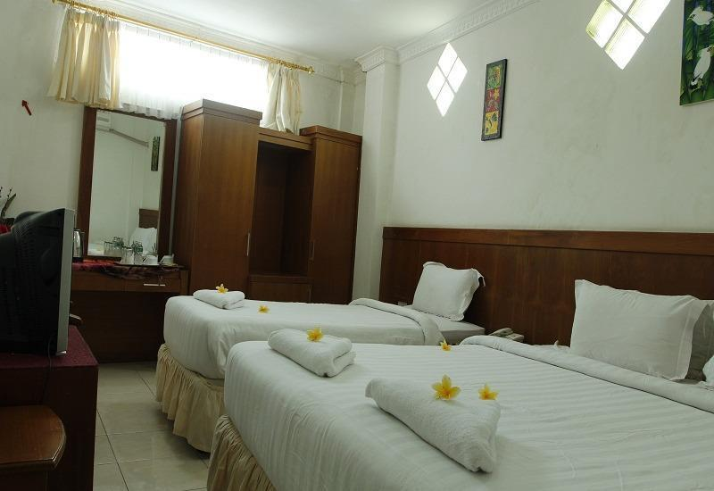 Havilla Maranatha Hotel Padang - Family Room