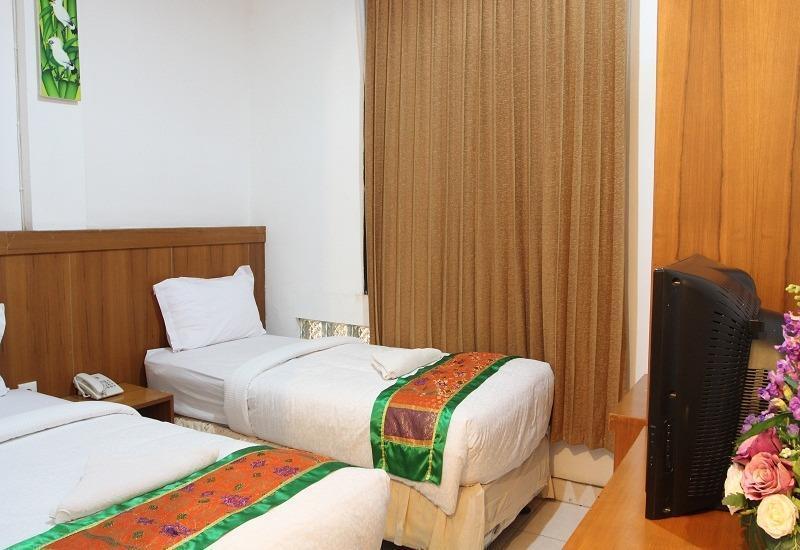 Havilla Maranatha Hotel Padang - Deluxe Room