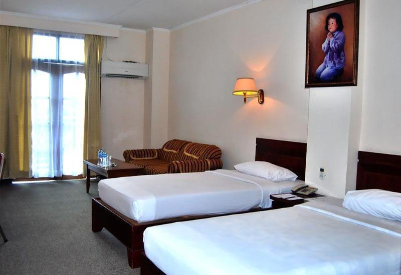 Hotel Bumi Asih Pangkalpinang - Grand Suite Save 40%