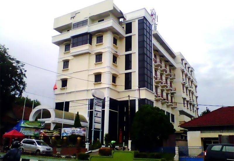 Hotel Bumi Asih Pangkalpinang - view
