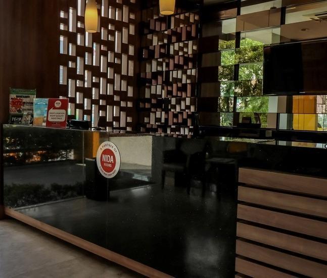 NIDA Rooms Iskander Muda 145 Medan Kota - Resepsionis