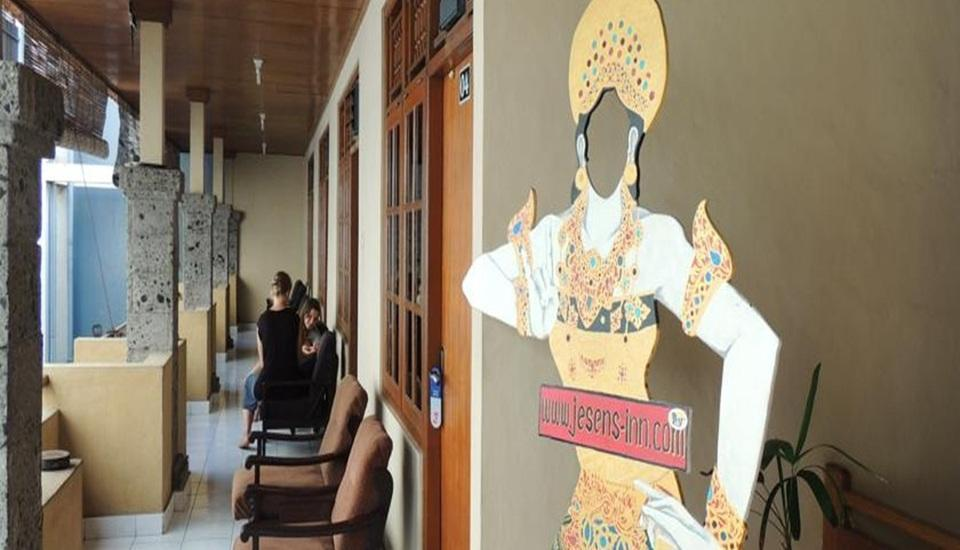 Jesen's Inn 3 Bali - Eksterior