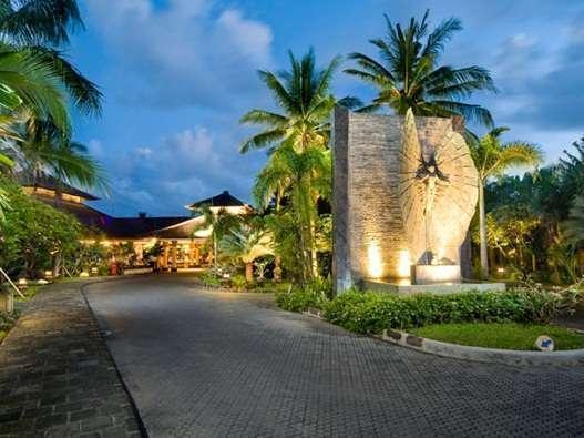 Padma Resort Bali at Legian Bali - Pintu masuk
