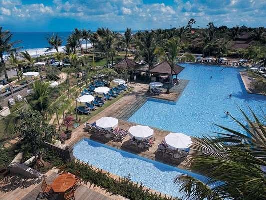 Padma Resort Bali at Legian Bali - Pemandangan