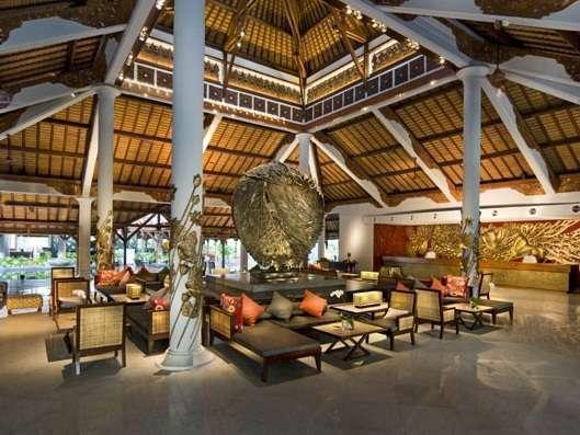 Padma Resort Bali at Legian Bali - Lobi
