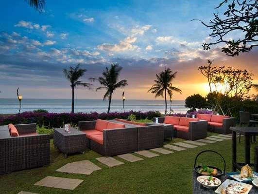Padma Resort Bali at Legian Bali - Sunset Bar