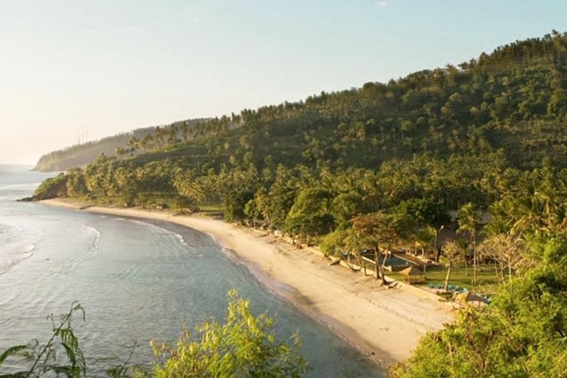 Jeeva Klui Resort Lombok -