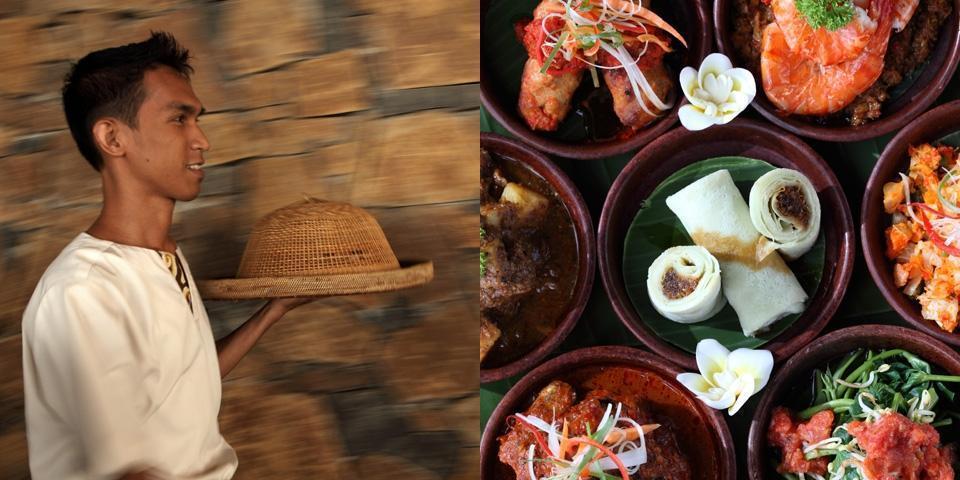 Jeeva Klui Resort Lombok - Resto
