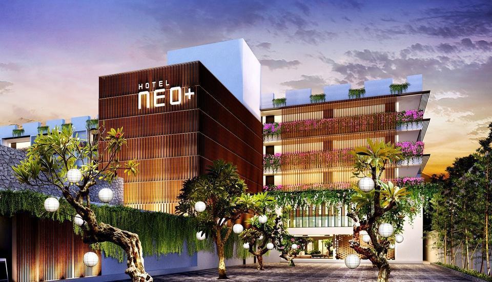 Neo+ Kuta Legian - Neo+ Kuta Legian Exterior