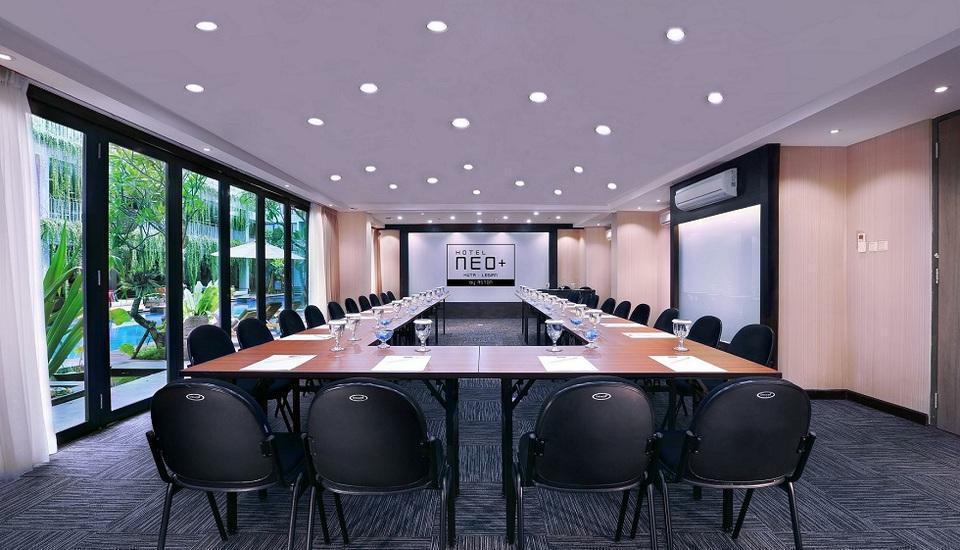 Neo+ Kuta Legian - Neo+ Kuta Legian Meeting Room 2 U Shape