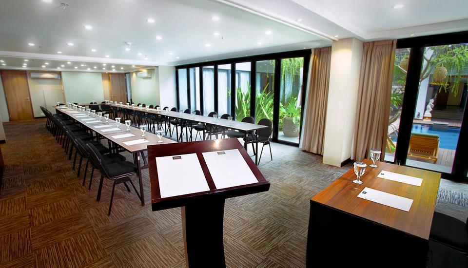 Neo+ Kuta Legian - Neo+ Kuta Legian Meeting Room 4 U Shape 2