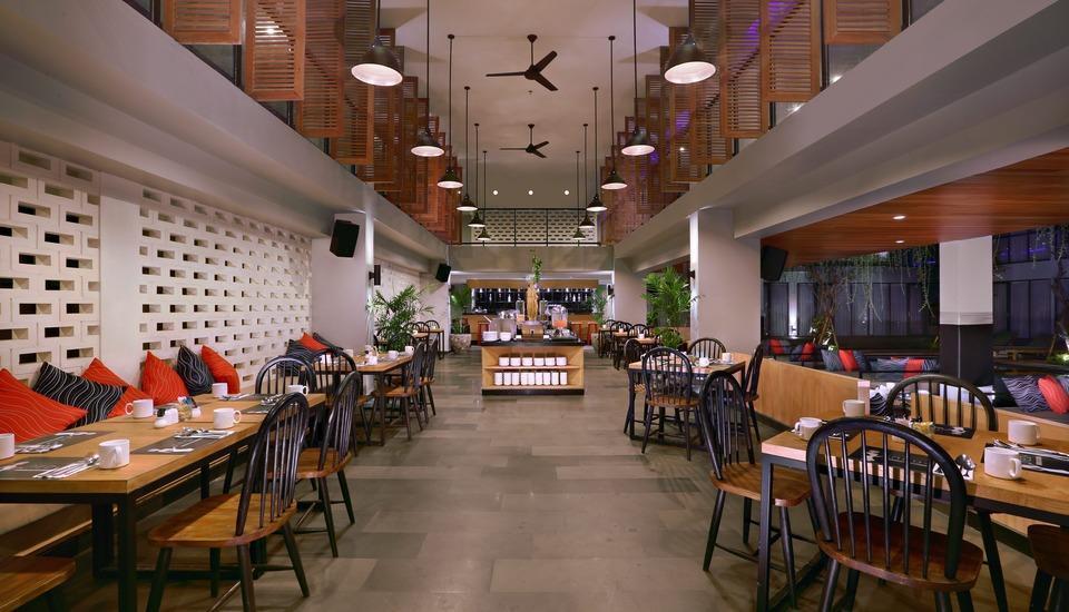 Neo+ Kuta Legian - Neo+ Kuta Legian Restaurant Noodles Now 1