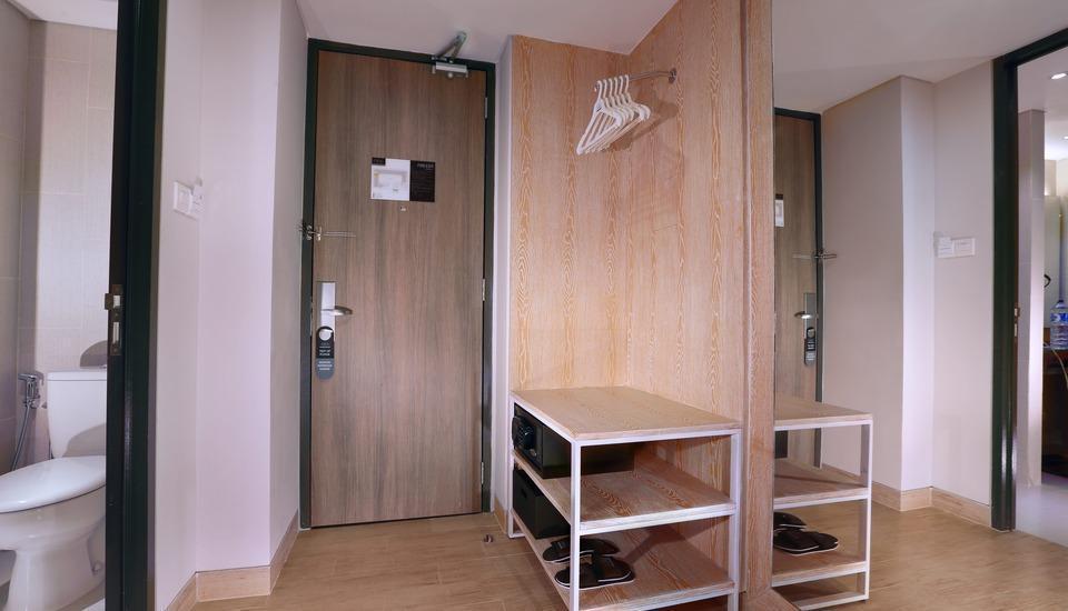 Neo+ Kuta Legian - Neo+ Kuta Legian Bedroom Deluxe 4