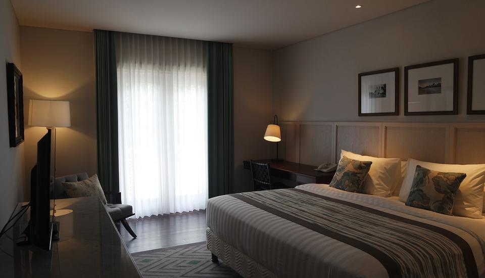 Shalimar Boutique Hotel Malang - Deluxe Room Only Regular Plan