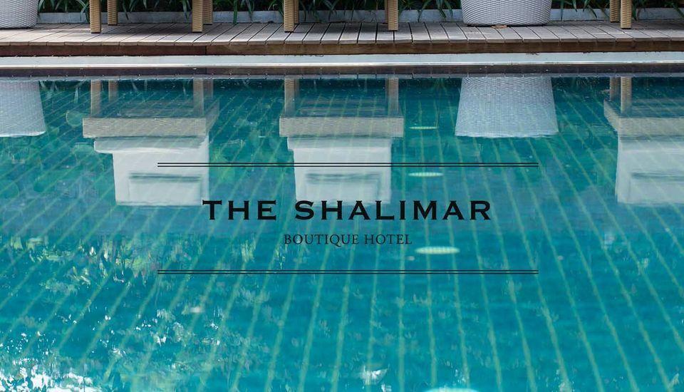 Shalimar Boutique Hotel Malang - Kolam Renang