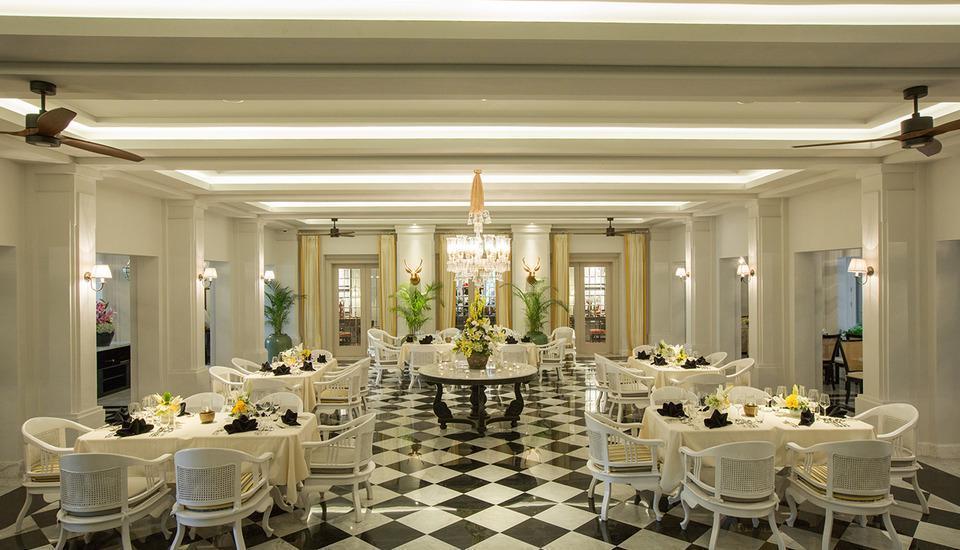 Shalimar Boutique Hotel Malang - Restoran De Hemel
