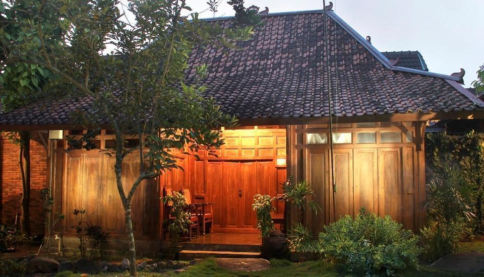 Tembi Rumah Budaya Yogyakarta - Exterior