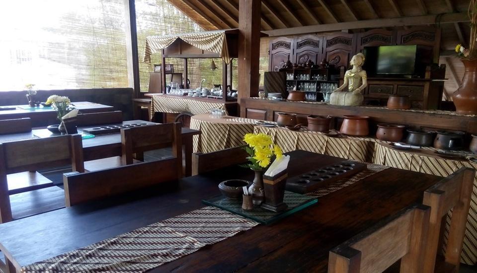 Tembi Rumah Budaya Yogyakarta - Restaurant