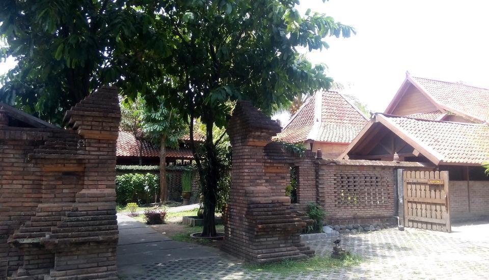 Tembi Rumah Budaya Yogyakarta - view