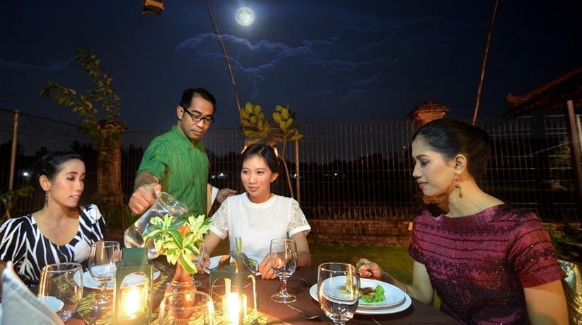 Tembi Rumah Budaya Yogyakarta - Barbeque