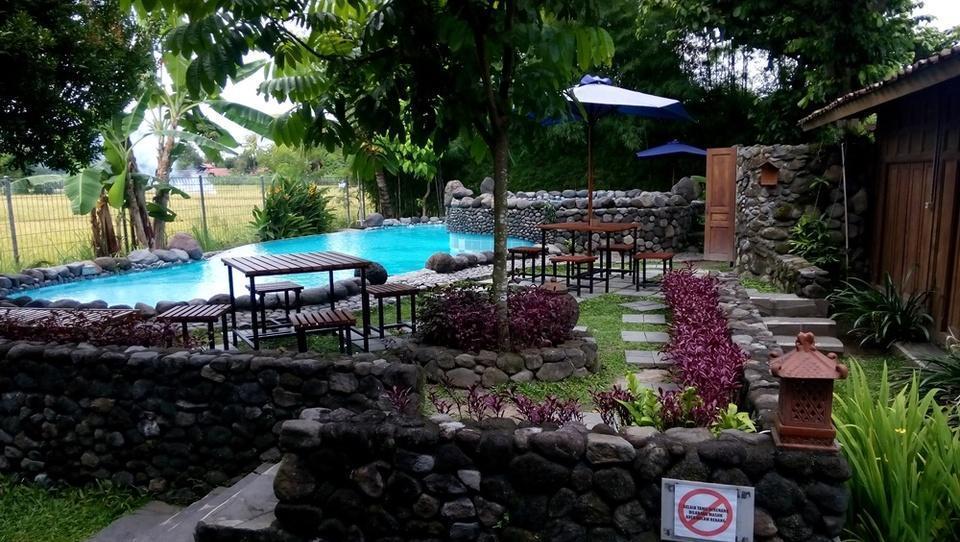 Tembi Rumah Budaya Yogyakarta - Pool