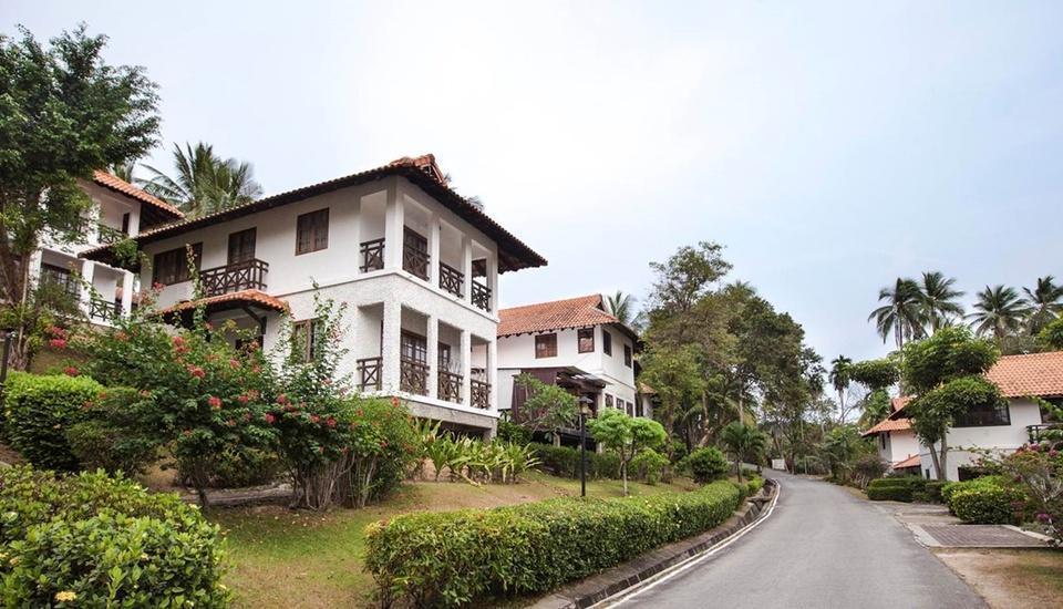 Nongsa Point Marina & Resort Batam - Chalet