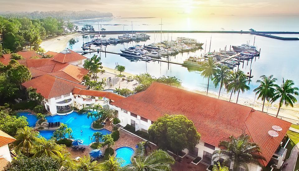 Nongsa Point Marina & Resort Batam - Pemandangan