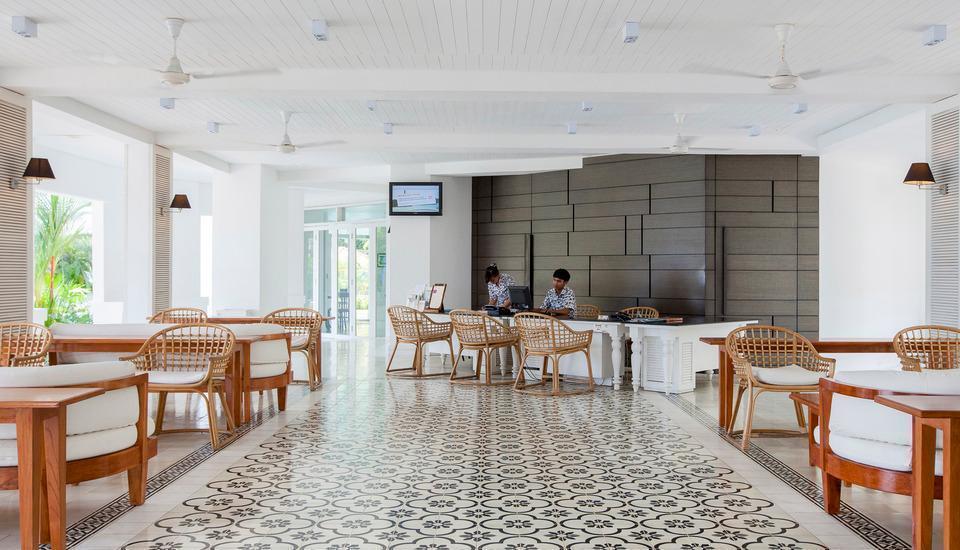 Nongsa Point Marina & Resort Batam - Lobi