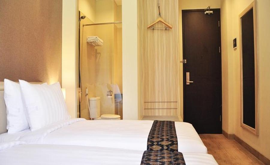 The Evitel Resort Ubud Bali - Deluxe Room Last Minute 41%