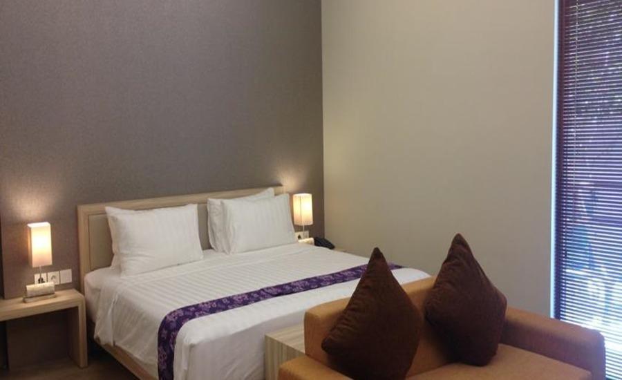 The Evitel Resort Ubud - Kamar tamu