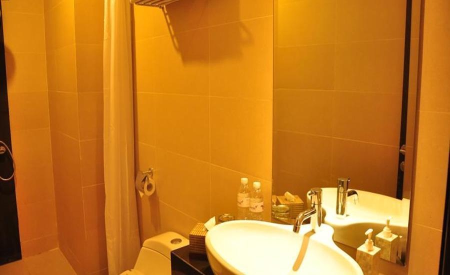 The Evitel Resort Ubud - Kamar mandi