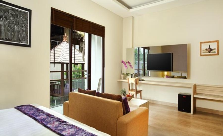 The Evitel Resort Ubud Bali - Suite Room Last Minute 41%