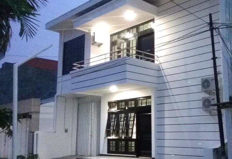 Mess Inn Semarang - Eksterior