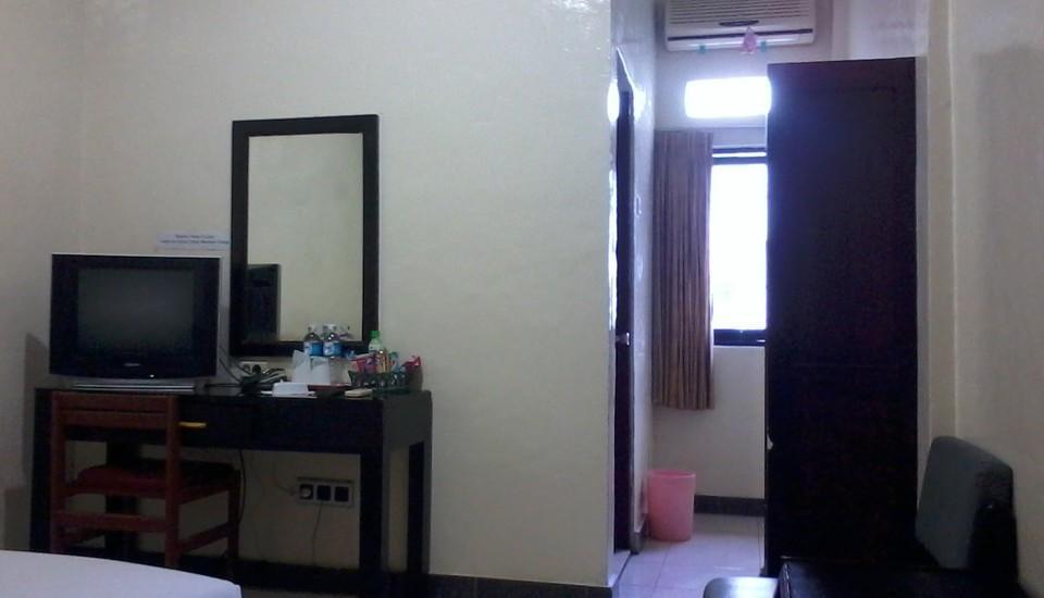 Hotel Kartika  Banjarmasin - Kamar tamu