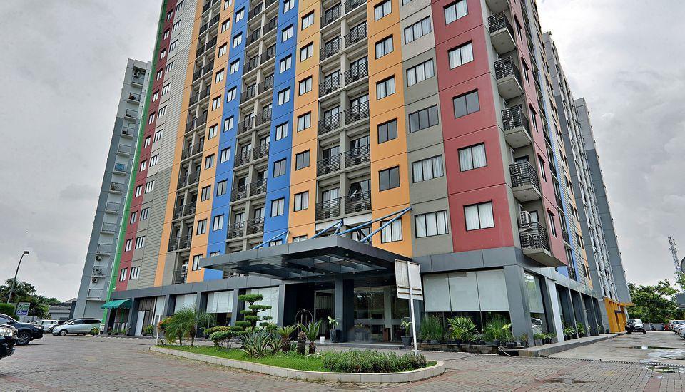 ZenRooms Tangerang Binong - Penampakan Gedung