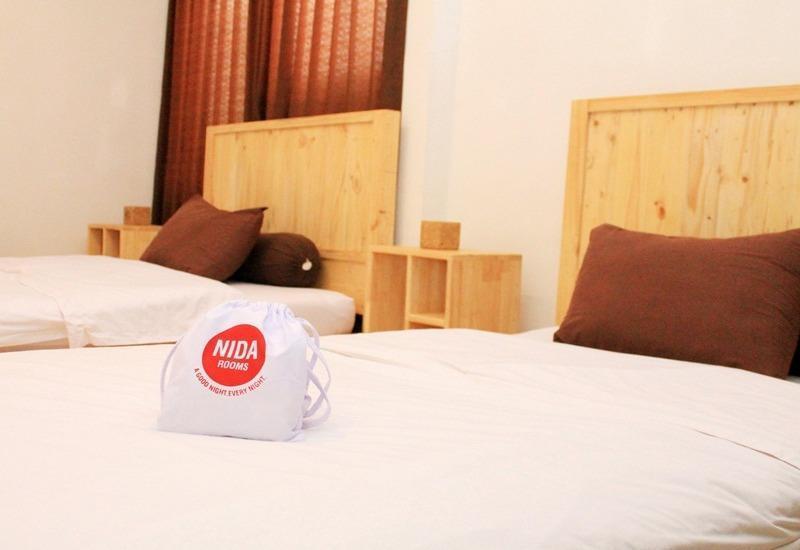 NIDA Rooms South Alun-Alun Kraton 4 Jogja - Kamar tamu