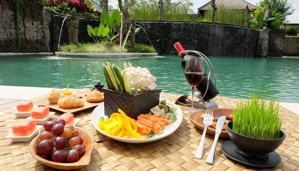 Royal Tulip Visesa Ubud Bali - Makanan