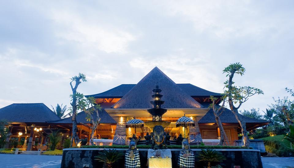 Royal Tulip Visesa Ubud Bali - Exterior