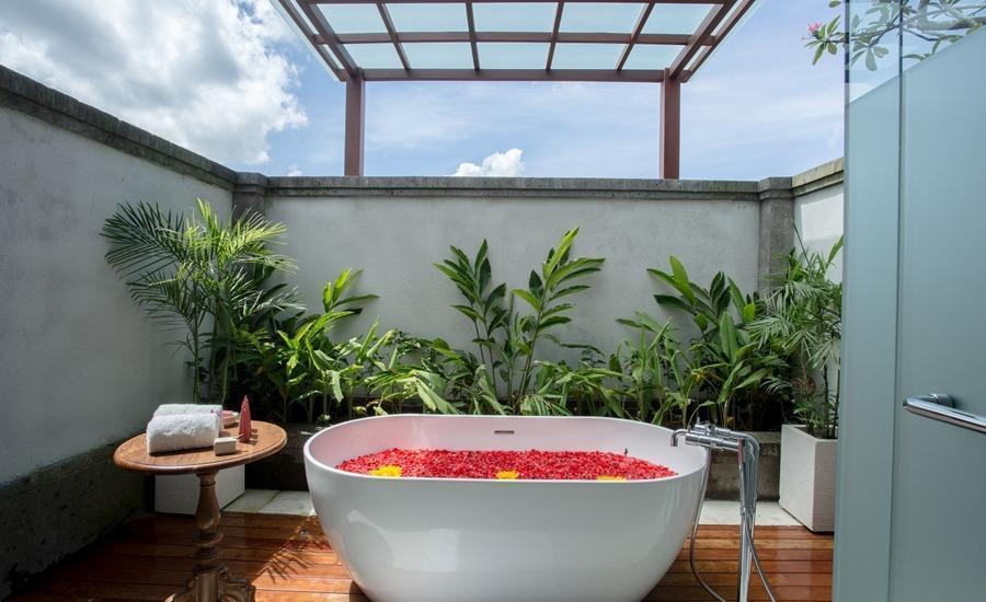 Visesa Ubud Resort Bali - 1 Bedroom Pool Sky Vila