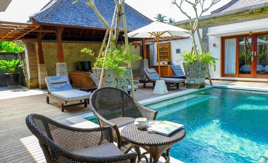 Visesa Ubud Resort Bali - Two Bedroom Family Pool Villa  LUXURY - Pegipegi Promotion