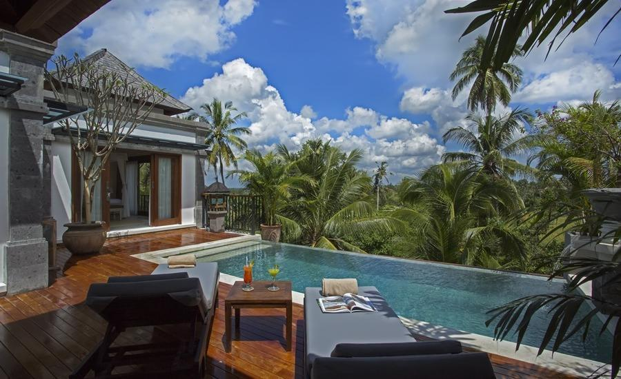 Visesa Ubud Resort Bali - Royal Sky Villa LUXURY - Pegipegi Promotion