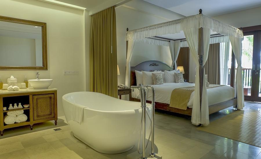 Visesa Ubud Resort Bali - Premier Suite LUXURY - Pegipegi Promotion