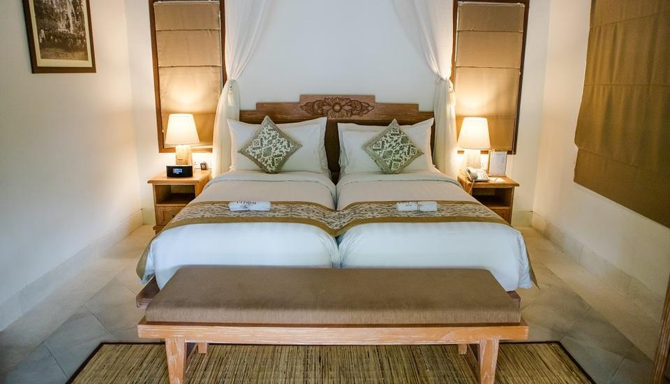 Visesa Ubud Resort Bali - Two Bedroom Family Pool Villa Room Only Limited Time Offer- 45%