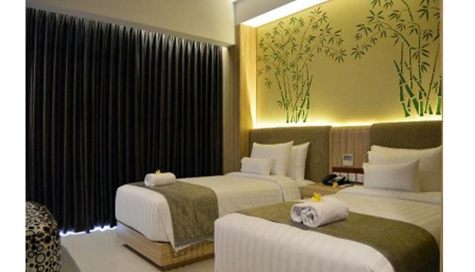 KJ Hotel Yogyakarta Yogyakarta - Superior Twin Room Regular Plan