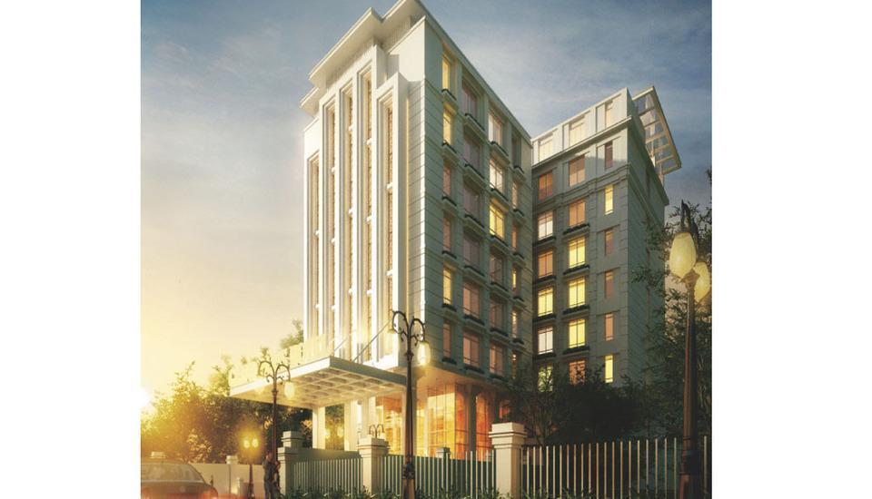 KJ Hotel Yogyakarta Yogyakarta - Eksterior